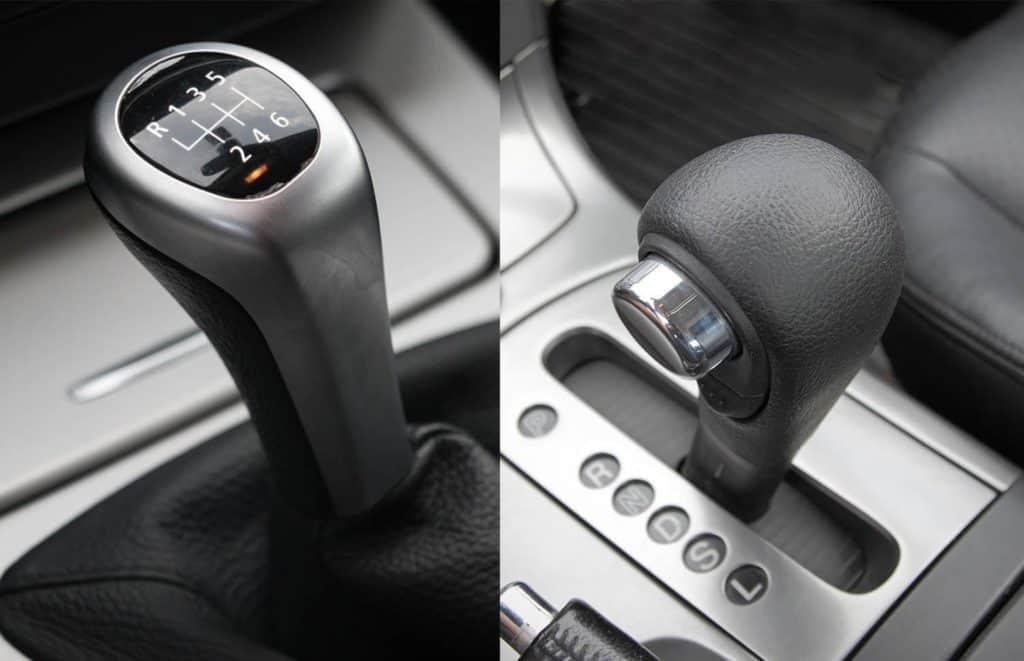 Automatic vs. Manual Transmission